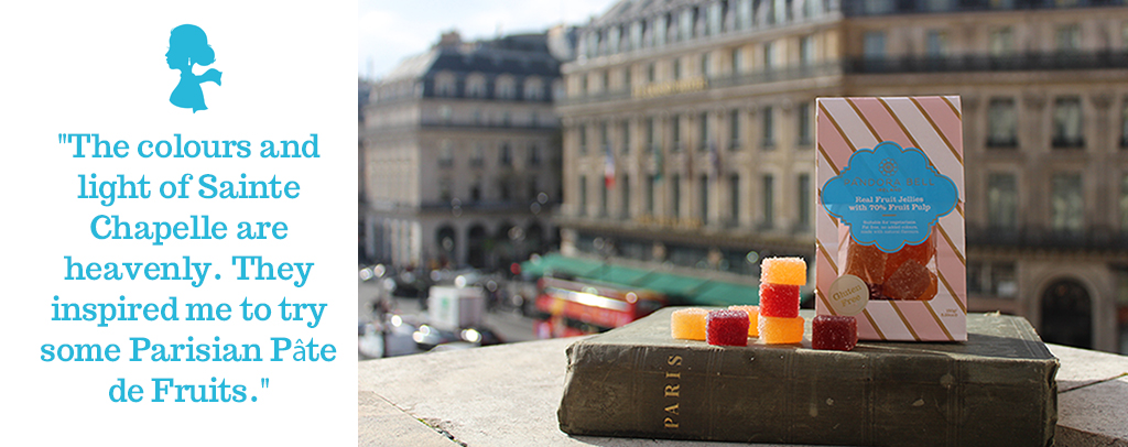 Real Fruit Jelly, Pates de Fruit paris