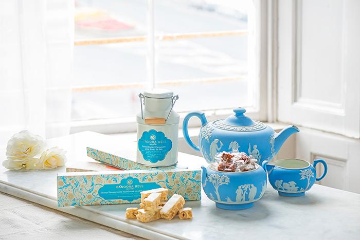 2014 PB Blue Tea